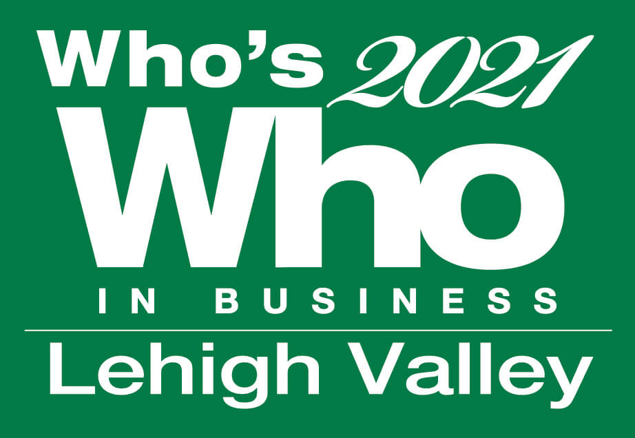 whos's 2021 who in business